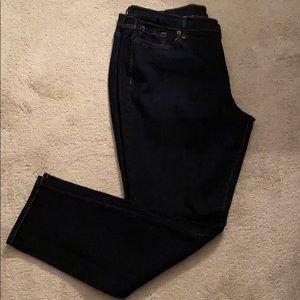 NWOT Curvy Skinny Old Navy Jeans